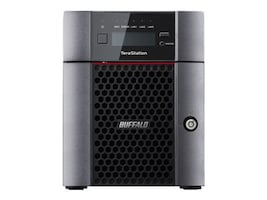 BUFFALO 32TB TeraStation 5410DN 4-Bay Desktop NAS, TS5410DN3204, 35402835, Network Attached Storage
