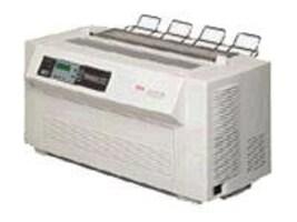 Oki Pacemark 4410N Dot Matrix Printer, 61801001, 112338, Printers - Dot-matrix