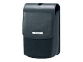 Canon PowerShot Deluxe Fitted Leather Soft Case PSC-3300, 5021B001, 12035542, Carrying Cases - Camera/Camcorder