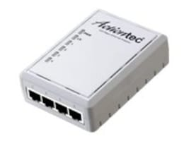 Actiontec 500MBPS 4-Port Powerline Ethernet Adapter White Box Packaging, PWR514WB1, 16060147, Wireless Routers