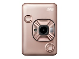 Fujifilm Mini LiPlay Hybrid Instant Camera (Blush Gold), 16631851, 37170169, Cameras - Digital