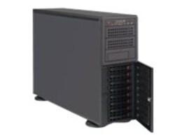 Supermicro Barebones, SuperServer 7048R-TR Tower 4U RM E5-2600 v3 Family Max.1TB DDR4 8x3.5 HS Bays, SYS-7048R-TR, 17821631, Barebones Systems