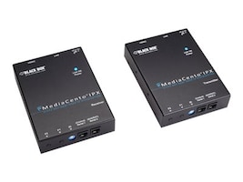Black Box VX-HDMI1X8-POE-R2 Main Image from Left-angle