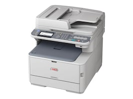 Oki MC562w Color MFP, 62441904, 15929867, MultiFunction - Laser (color)
