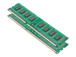 PNY 8GB PC3-12800 240-pin DDR3 SDRAM DIMM Kit, MD8GK2D31600NHS-Z, 29830497, Memory