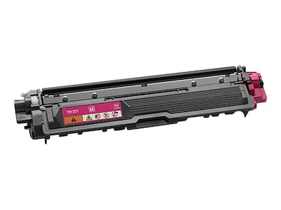 Brother Magenta Standard Yield Toner Cartridge for HL-3140CW, HL-3170CDW, HL-3180CDW, MFC-9130CW, TN221M, 15481759, Toner and Imaging Components - OEM