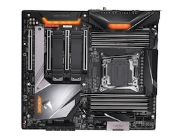 Gigabyte Technology X299X AORUS MASTER Main Image from Front