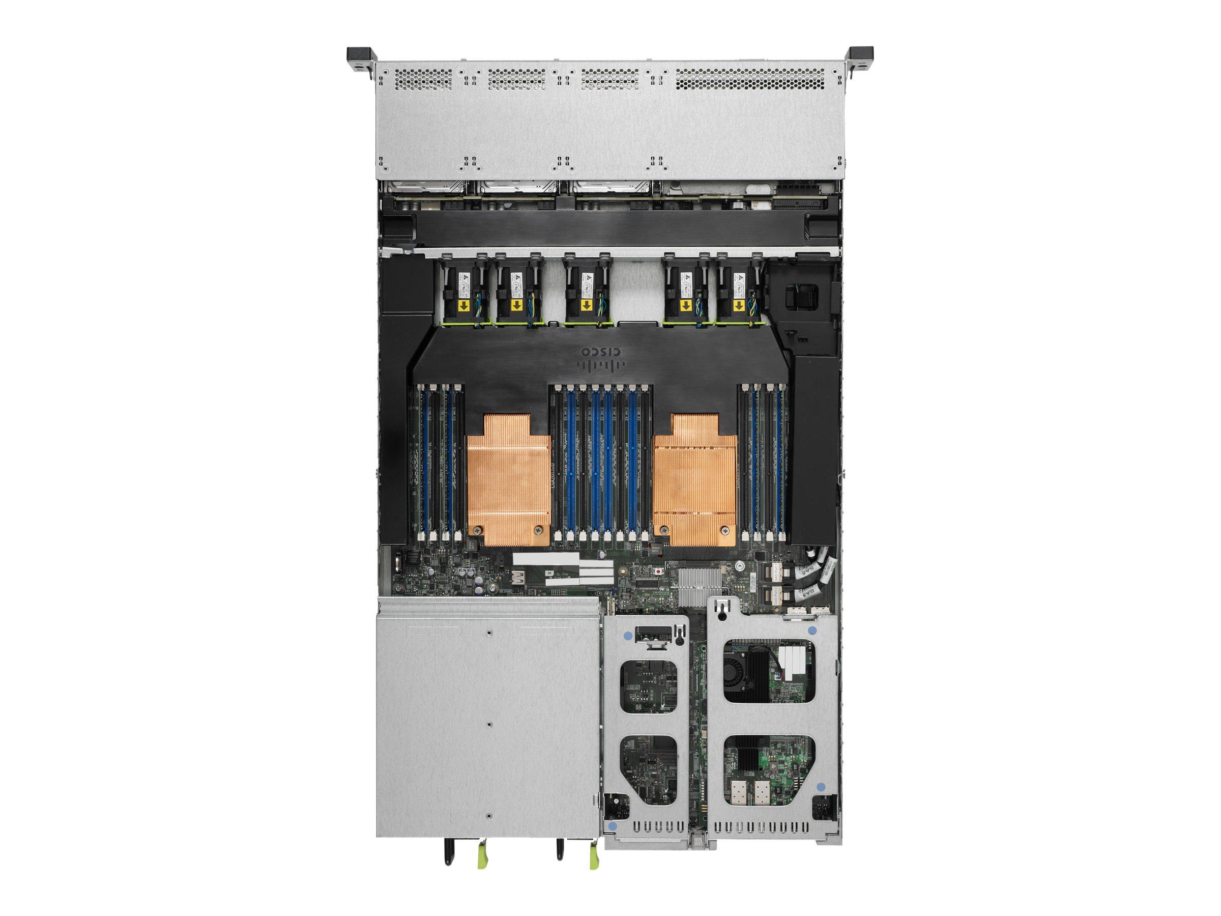 PC3-12800R 1600MHz DDR3 ECC Reg Memory For Cisco UCS C220 M3 Server 64GB 8x8GB