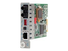 Omnitron IConverter FE Media Converter, 8380-0, 390136, Network Transceivers