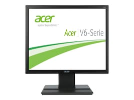 Acer 17 V176L bd LED-LCD Monitor, Black, UM.BV6AA.001, 16091761, Monitors