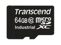 Transcend Information TS64GUSDC10I Main Image from Front