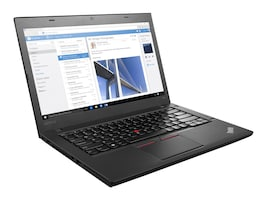 Lenovo TopSeller ThinkPad T460 2.3GHz Core i5 14in display, 20FN002SUS, 31158783, Notebooks