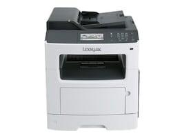 Lexmark MX417de Multifunction Mono Laser Printer, 35SC701, 33935363, MultiFunction - Laser (monochrome)