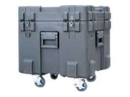 Samsonite 22 Military Standard Roto Case, 22 x22 x 20, Cubed Foam, Casters Sold Separately, 3R2222-20B-C, 5678161, Carrying Cases - Other