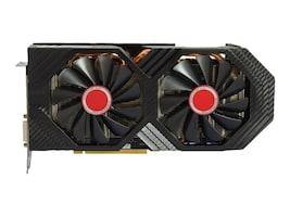 Pine Radeon RX 590 Fatboy PCIe 3.0 Graphics Card, 8GB GDDR5, RX-590P8DFD6, 36527710, Graphics/Video Accelerators