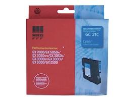 Ricoh Cyan GC21C Ink Cartridge, 405533, 32190574, Ink Cartridges & Ink Refill Kits