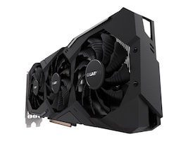 Gigabyte Tech GeForce RTX 2080 WindForce PCIe Graphics Card, 8GB GDDR6, GV-N2080WF3-8GC, 36233578, Graphics/Video Accelerators