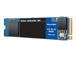 WD WDS500G2B0C Main Image from Right-angle