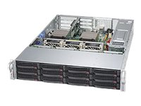 Supermicro SYS-6028R-TDWNR Main Image from Right-angle