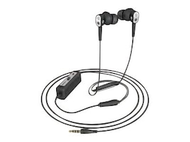 Spracht KONF-X BUDS WITH 3 MICS ACTIVE ACCSNOISE CANCELING EAR BUDS, ANC-3010, 35880319, Carrying Cases - Phones/PDAs