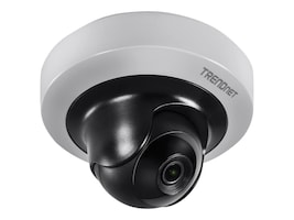 TRENDnet 2MP 1080p Indoor WDR Mini Pan Tilt PoE IR Network Camera, TV-IP410PI, 34171262, Cameras - Security