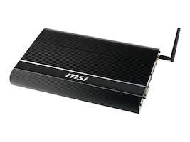 MSI Barebones, Windbox III Plus Core i5-3337M 2GB, 9S9-9A55-006, 16459334, Barebones Systems