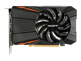 Gigabyte Tech GeForce GTX 1050 PCIe 3.0 x16 Graphics Card, 2GB GDDR5, GV-N1050D5-2GD, 32980533, Graphics/Video Accelerators