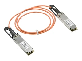 Supermicro CBL-QSFP+AOC-5M Main Image from Right-angle