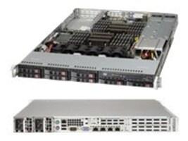 Supermicro Barebone, E5-2600 Series, X9DRW-3LN4F+,C606,4 LAN, SYS-1027R-WRF4+, 13763824, Barebones Systems