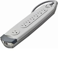 Belkin 7-Outlet SurgeMaster Home Series Surge Suppressor, 1045 Joules, F9H710-06, 300351, Surge Suppressors