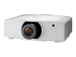 NEC NP-PA903X XGA LCD Projector, 9000 Lumens, White w  1.30-3.02:1 Lens, NP-PA903X-41ZL, 33609787, Projectors