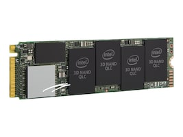 Intel SSDPEKNW512G8XT Main Image from Left-angle