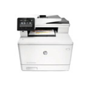 Scratch & Dent HP Color LaserJet Pro MFP M477fdw, CF379A#BGJ, 35726215, MultiFunction - Laser (color)