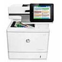 Open Box HP Color LaserJet Enterprise MFP M577dn, B5L46A#BGJ, 36185625, MultiFunction - Laser (color)