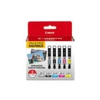 Canon CLI-251 CMYKGY 5-pack, 6513B011, 30811171, Ink Cartridges & Ink Refill Kits