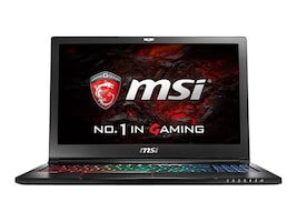 MSI Computer GS63VR469 Main Image from Front