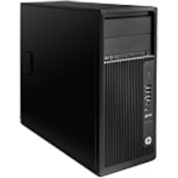 HP Z240 MT Core i7-6700 3.4GHz 32GB 2x512GB SSD P2000 DVD-W GbE W10P64, 4KL51US#ABA, 35407302, Workstations