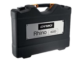 DYMO Hard Case for Rhino Pro 6000 Printer, 1738638, 9079739, Carrying Cases - Other