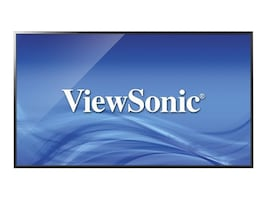 ViewSonic 48 CDE4803 Full HD LED-LCD Monitor, Black, CDE4803, 31449134, Monitors - Large Format