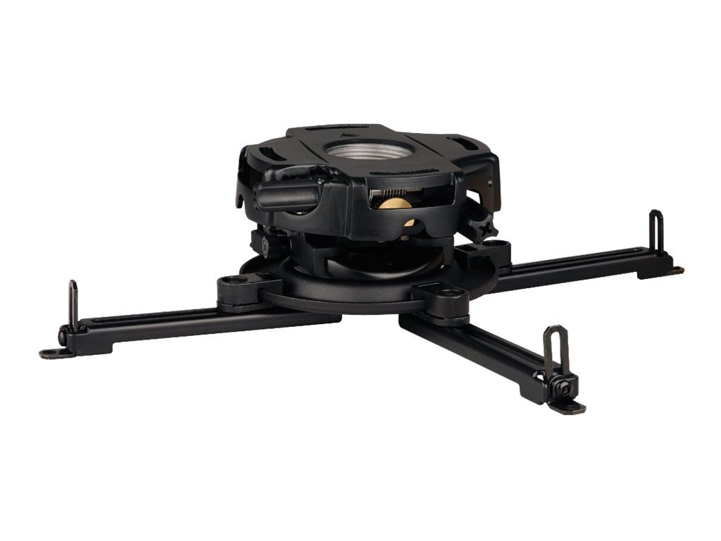 Peerless Universal Precision Gear Projector Mount, White, PRG-UNV-W, 7783360, Stands & Mounts - AV