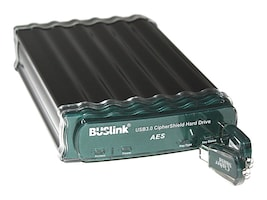 Buslink Media 8TB USB 3.0 eSATA FIPS 140-2 256-bit AES Encrypted Hard Drive, CSE-8T-SU3, 19801596, Hard Drives - External