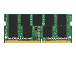 Kingston 4GB PC4-19200 260-pin DDR4 SDRAM SODIMM for Select Alienware Models, KVR24S17S6/4, 34765749, Memory
