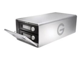 Western Digital 8TB G-RAID w  Thunderbolt 3 High Performance Dual Drive Storage, 0G05748-1, 37714912, Direct Attached Storage