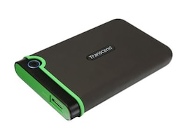 Transcend 2TB StoreJet M3 USB 3.0 2.5 Portable Hard Drive, TS2TSJ25M3, 17703301, Hard Drives - External