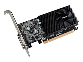 Gigabyte Tech GeForce GT 1030 Low Profile Graphics Card, 2GB GDDR5, GV-N1030D5-2GL, 34102689, Graphics/Video Accelerators