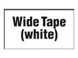Brother 2-3 7 x 50ft Black White Continuous Length Film Tape for Brother QL Series Label Printers, DK2212, 5218800, Paper, Labels & Other Print Media