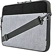 Incipio Specialist Carrying Tech Sleeve for iPad Pro 12.9, Black, IPD-289-BLK, 31211804, Carrying Cases - Tablets & eReaders