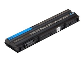 Dell 6-Cell 65Wh Lithium-Ion Battery, 312-1439, 31767378, Batteries - Notebook