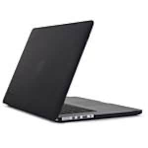 Speck Seethru for MacBook Pro 15 Retina, Onyx Black Matte, 71601-0581, 31303389, Carrying Cases - Notebook
