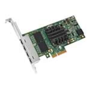 Open Box Dell Intel i350 4-Port 1Gb LP NIC, 540-BBDV, 36978174, Network Adapters & NICs